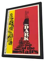 The Dark at the Top of the Stairs - 11 x 17 Movie Poster - Style A - in Deluxe Wood Frame