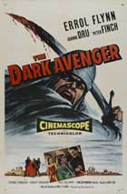 The Dark Avenger - 27 x 40 Movie Poster - UK Style A