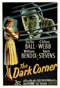 The Dark Corner - 27 x 40 Movie Poster - Style A