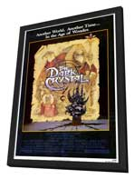 The Dark Crystal - 27 x 40 Movie Poster - Style A - in Deluxe Wood Frame