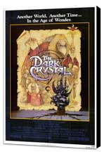The Dark Crystal - 27 x 40 Movie Poster - Style A - Museum Wrapped Canvas