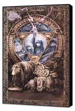 The Dark Crystal - 27 x 40 Movie Poster - Style C - Museum Wrapped Canvas