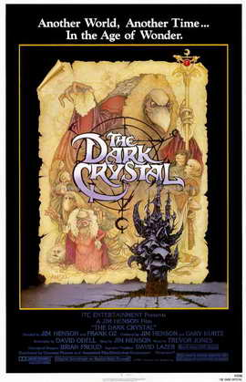 The Dark Crystal - 11 x 17 Movie Poster - Style A