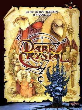 The Dark Crystal - 27 x 40 Movie Poster - Style F