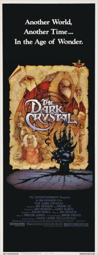 The Dark Crystal - 14 x 36 Movie Poster - Insert Style A