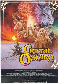 The Dark Crystal - 11 x 17 Movie Poster - Spanish Style A