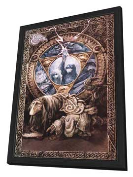 The Dark Crystal - 27 x 40 Movie Poster - Style C - in Deluxe Wood Frame