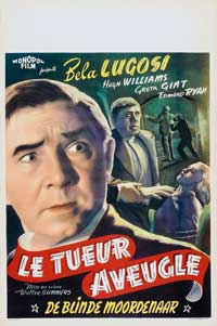 The Dark Eyes of London - 11 x 17 Movie Poster - French Style A