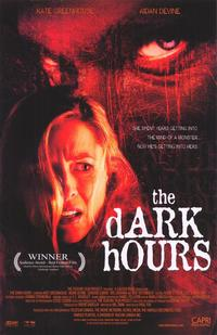 The Dark Hours - 11 x 17 Movie Poster - Style A