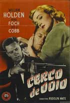 The Dark Past - 27 x 40 Movie Poster - Spanish Style A