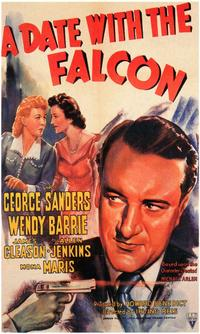 The Date With the Falcon - 11 x 17 Movie Poster - Style A