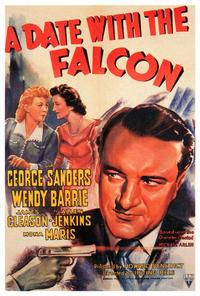 The Date With the Falcon - 27 x 40 Movie Poster - Style A