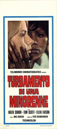 The Daughter: I, a Woman Part III - 13 x 28 Movie Poster - Italian Style A