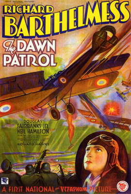 The Dawn Patrol - 27 x 40 Movie Poster - Style A