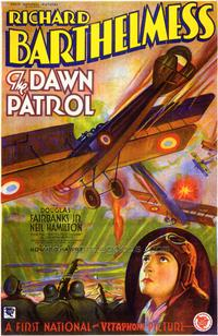 The Dawn Patrol - 43 x 62 Movie Poster - Bus Shelter Style A