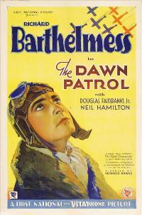 The Dawn Patrol - 11 x 17 Movie Poster - Style B