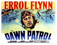 The Dawn Patrol - 22 x 28 Movie Poster - Half Sheet Style A