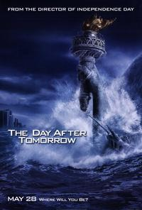 The Day After Tomorrow - 27 x 40 Movie Poster - Style A
