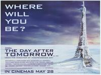 The Day After Tomorrow - 27 x 40 Movie Poster - Style C