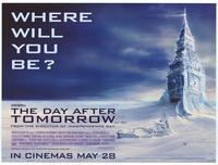 The Day After Tomorrow - 27 x 40 Movie Poster - Style D