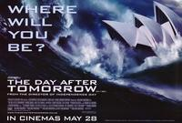 The Day After Tomorrow - 27 x 40 Movie Poster - Style E