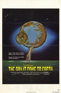 The Day It Came to Earth - 11 x 17 Movie Poster - Style A
