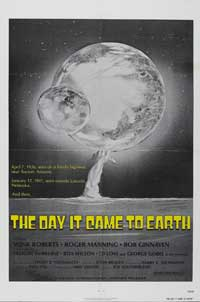 The Day It Came to Earth - 11 x 17 Movie Poster - Style B