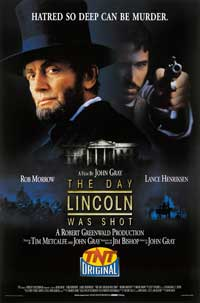 The Day Lincoln Was Shot - 27 x 40 Movie Poster - Style A