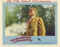 The Day Mars Invaded Earth - 11 x 14 Movie Poster - Style F