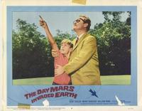 The Day Mars Invaded Earth - 11 x 14 Movie Poster - Style H