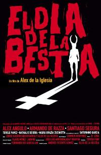 The Day of the Beast - 27 x 40 Movie Poster - Spanish Style B