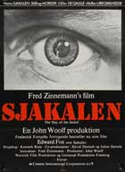 The Day of the Jackal - 27 x 40 Movie Poster - Danish Style A
