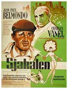 The Day of the Jackal - 11 x 17 Movie Poster - Danish Style B