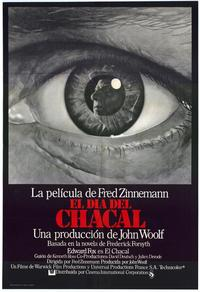 The Day of the Jackal - 11 x 17 Movie Poster - Spanish Style A