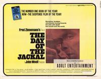The Day of the Jackal - 11 x 14 Movie Poster - Style A