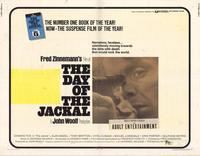 The Day of the Jackal - 11 x 14 Movie Poster - Style C