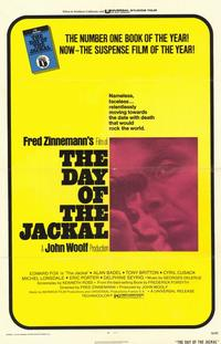 The Day of the Jackal - 11 x 17 Movie Poster - Style C