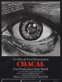 The Day of the Jackal - 11 x 17 Movie Poster - French Style A