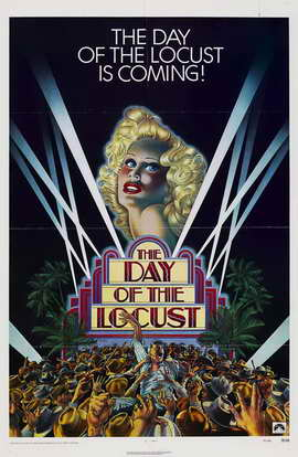 The Day of the Locust - 27 x 40 Movie Poster - Style C