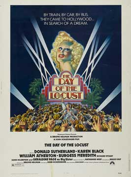 The Day of the Locust - 27 x 40 Movie Poster - Style D