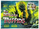 The Day of the Triffids - 22 x 28 Movie Poster - Half Sheet Style A