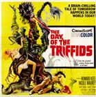The Day of the Triffids - 30 x 30 Movie Poster - Style A