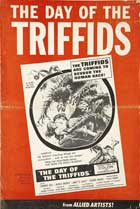 The Day of the Triffids - 11 x 17 Movie Poster - Style C