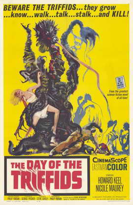 The Day of the Triffids - 11 x 17 Movie Poster - Style A