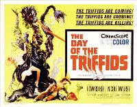 The Day of the Triffids - 11 x 17 Movie Poster - UK Style A