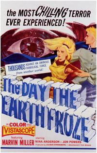 The Day the Earth Froze - 11 x 17 Movie Poster - Style A
