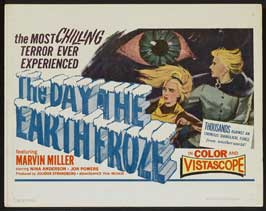 The Day the Earth Froze - 27 x 40 Movie Poster - Style B