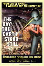 The Day the Earth Stood Still - 27 x 40 Movie Poster - Style A
