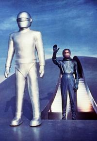 The Day the Earth Stood Still - 8 x 10 Color Photo #1