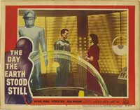 The Day the Earth Stood Still - 11 x 14 Movie Poster - Style B